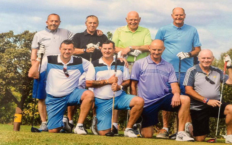 Dave Featherstone Golf Group