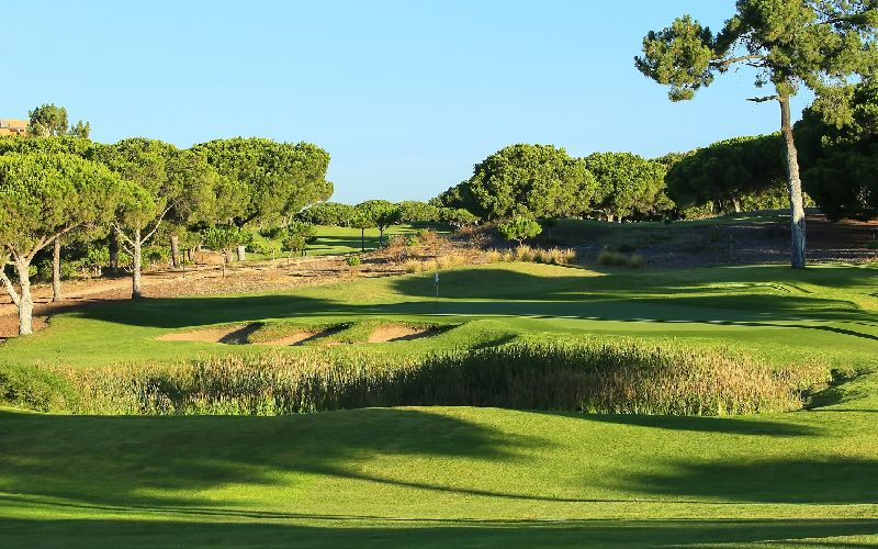 Pinhal Golf Course 8th hole